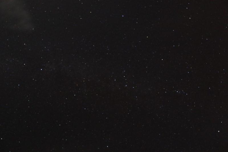 Sternenhimmel über Glencolumbkille im November