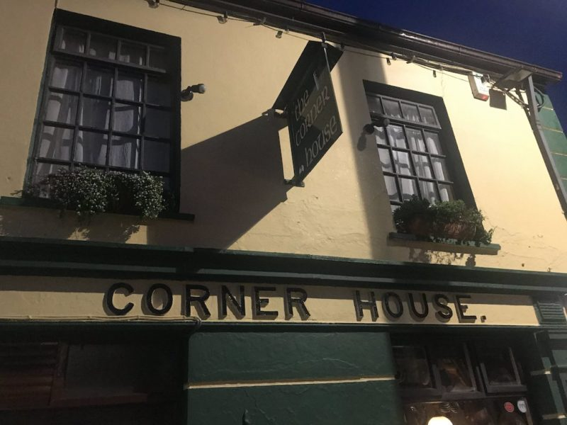 Corner House Pub in Ardara