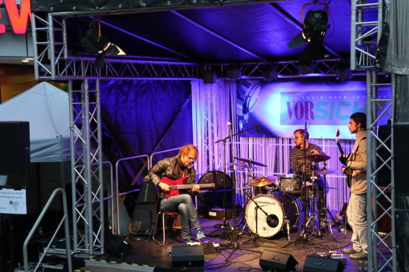 FAT - Fabulous Austrian Trio bei Bingen swingt 2018