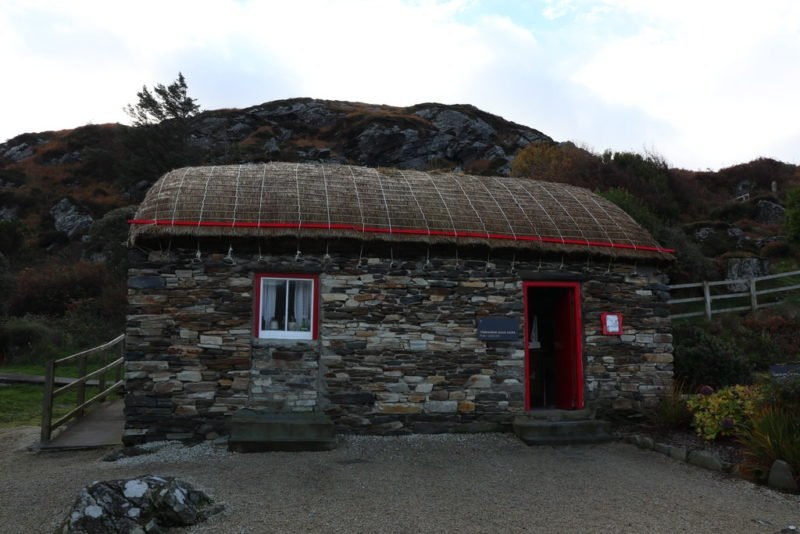 Das Haus hat mir besonders gut gefallen im Folk Village Glencolumbkille