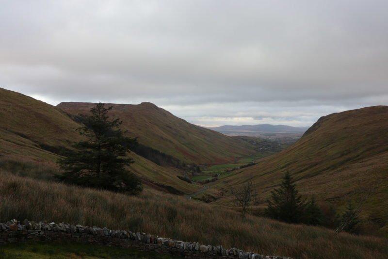 Zwischenstopp auf dem Weg nach Ardara in Donegal