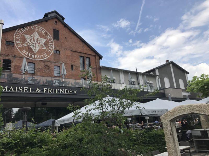 Liebesbier in Bayreuth - die Heimat von Maisel & Friends