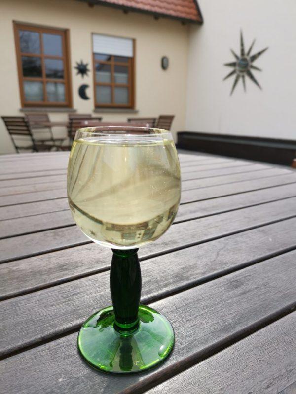 Mein Glas Silvaner