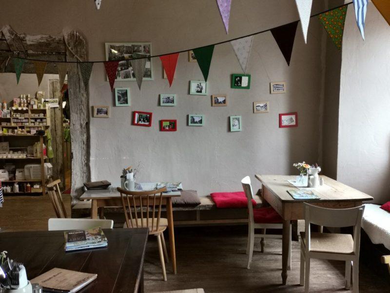 Das Cafe im ZwergRiese in Königsberg