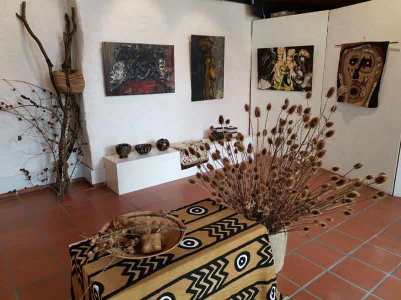 Bilder aus Sambia im Kunsthandwerkerhof Königsberg