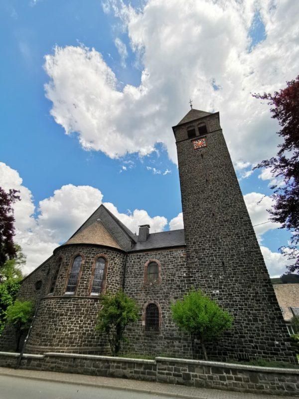 St. Jodokus Kirche in Saalhausen