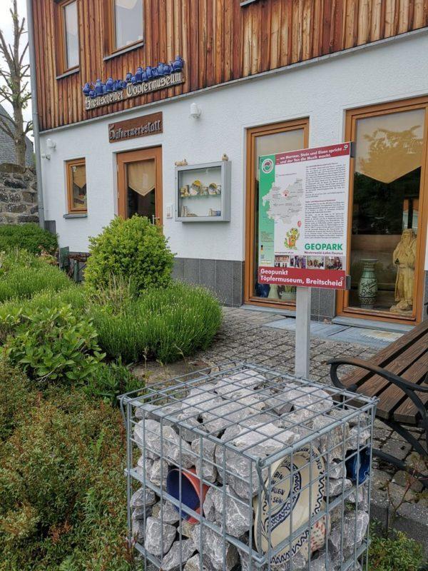 Töpfereimuseum in Breitscheid