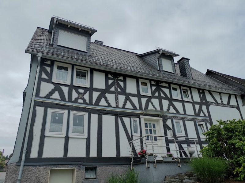 Schönes Fachwerkhaus in Breitscheid