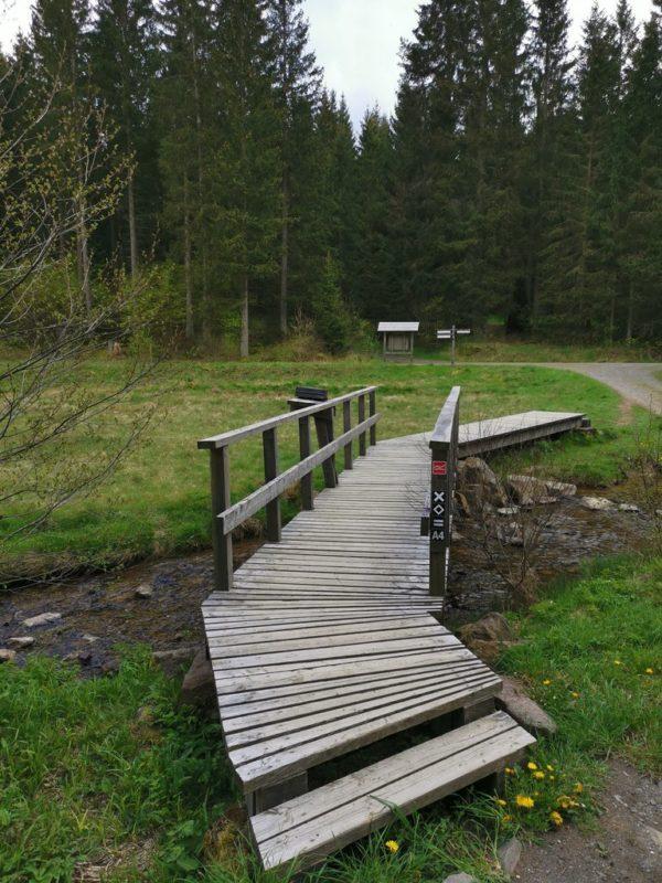 Brücke über den Schwarzbach