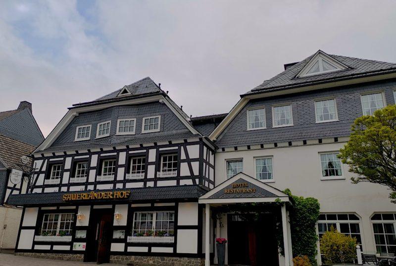 Der Sauerländer Hof in Hallenberg