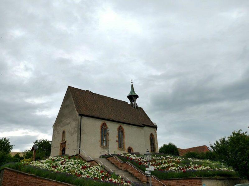 Die St. Alban Kapelle in Bötzingen (Altschaffhausen)