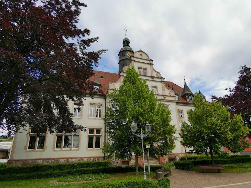 Die 1904/5 erbaute Wilhelm August Lay Schule in Bötzingen