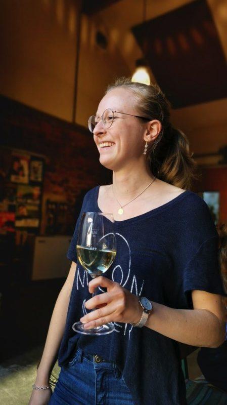 Bürgstadter Weinprinzessin Sophie Klein
