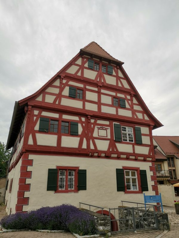 Fachwerkhaus in Endingen