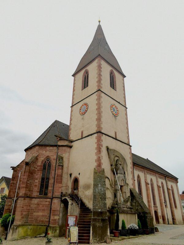 St.-Martins-Kirche in Endingen
