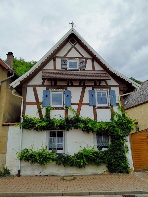 Ein schönes Fachwerkhaus in Bötzingen