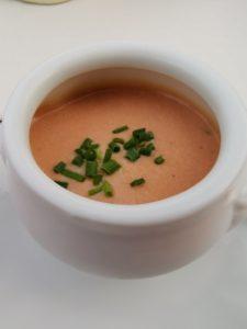 Gruß aus der Küche: Tomaten-Jogurt-Kaltschale