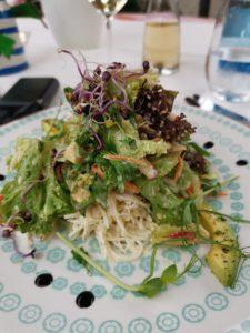 Vorspeise: Salat