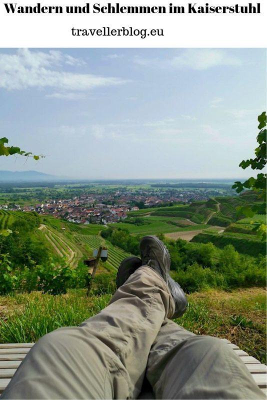 Ein Wochenende zum Wandern und Schlemmen in den Kaiserstuhl - was für eine herrliche Kurzreise!