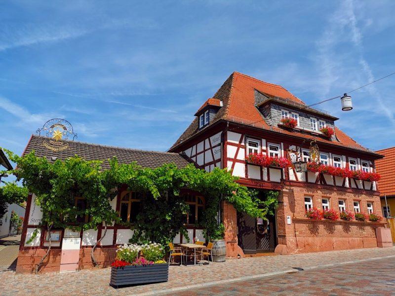 Weinhaus Stich in Bürgstadt