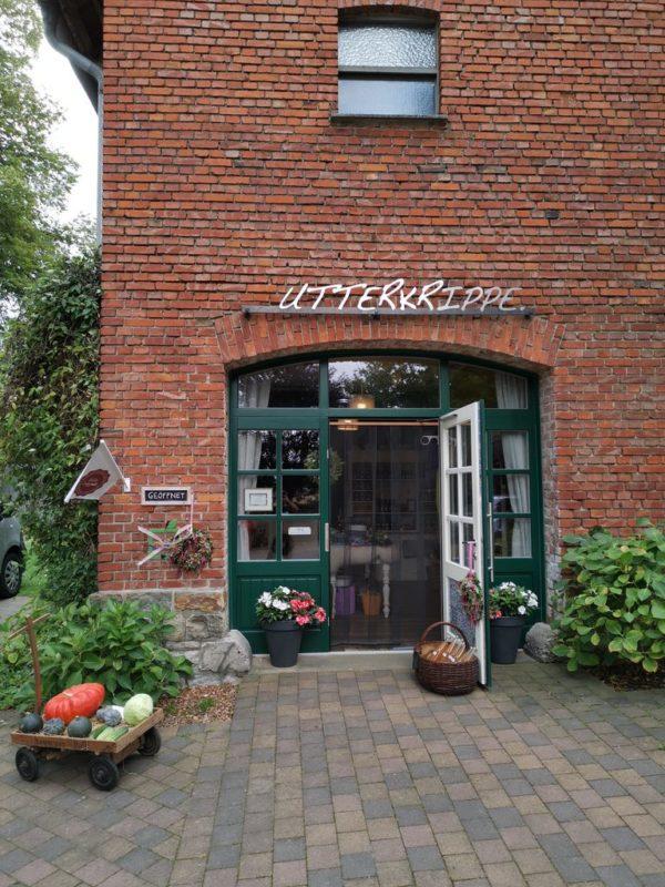 Der Dorfladen Futterkrippe von Birte Brad im Kulturland Kreis Höxter