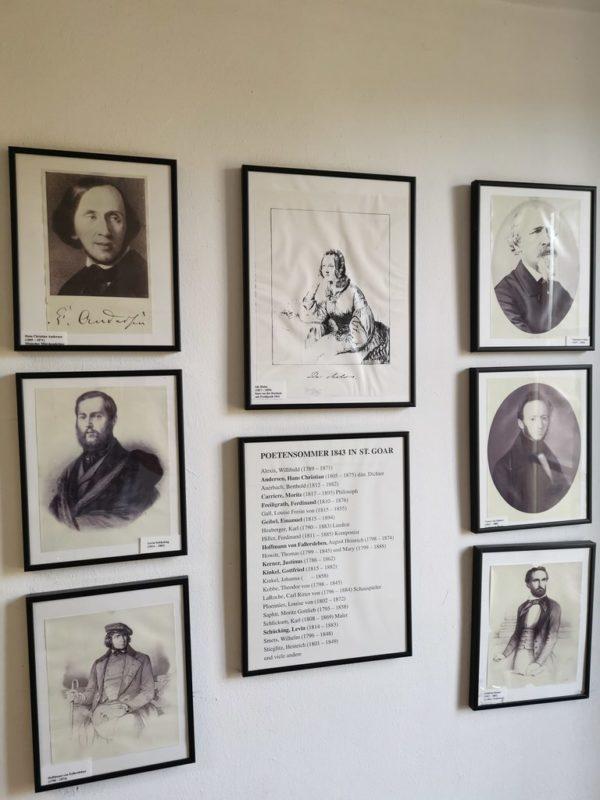 """Poetensommer"" im Heimatmuseum"