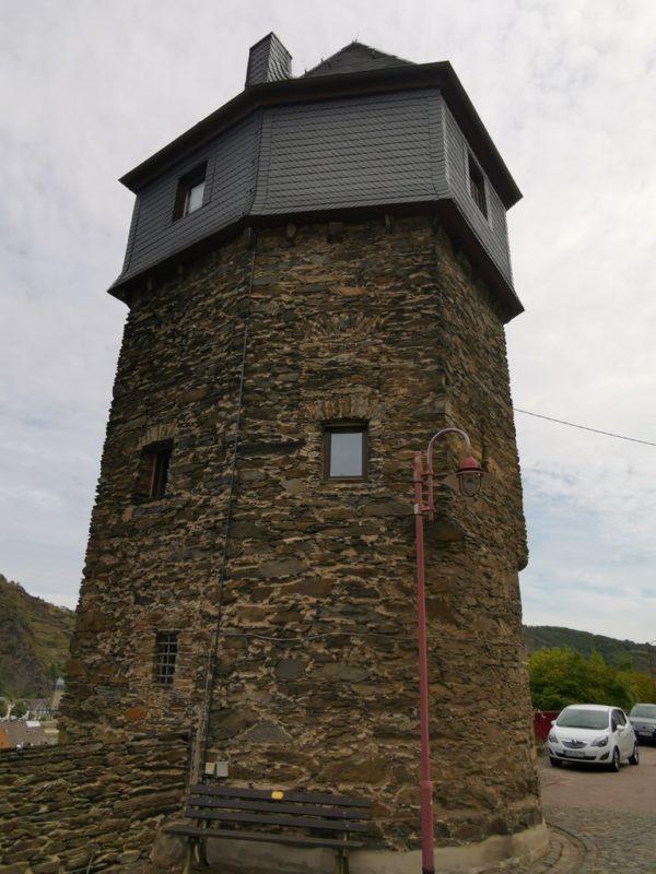 Und kurz danach noch Turm