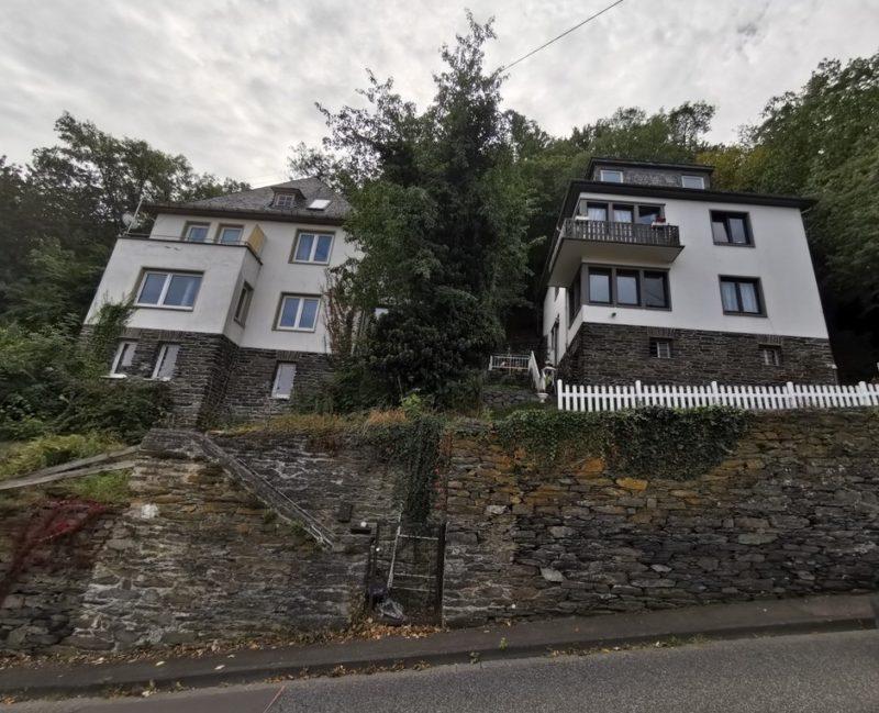 Zwei nette Häuser mit tollen Ausblick am Schlossberg Sankt Goar