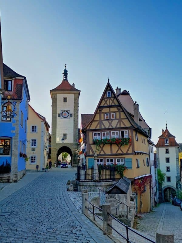 Rothenburg Plönlein