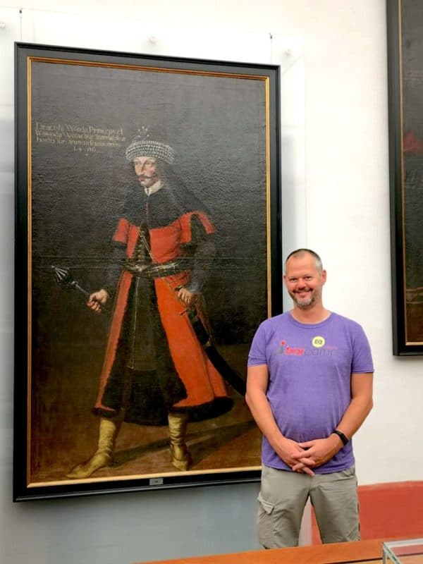Vlad III. Tepes, Woiwode der Walachei und ich...