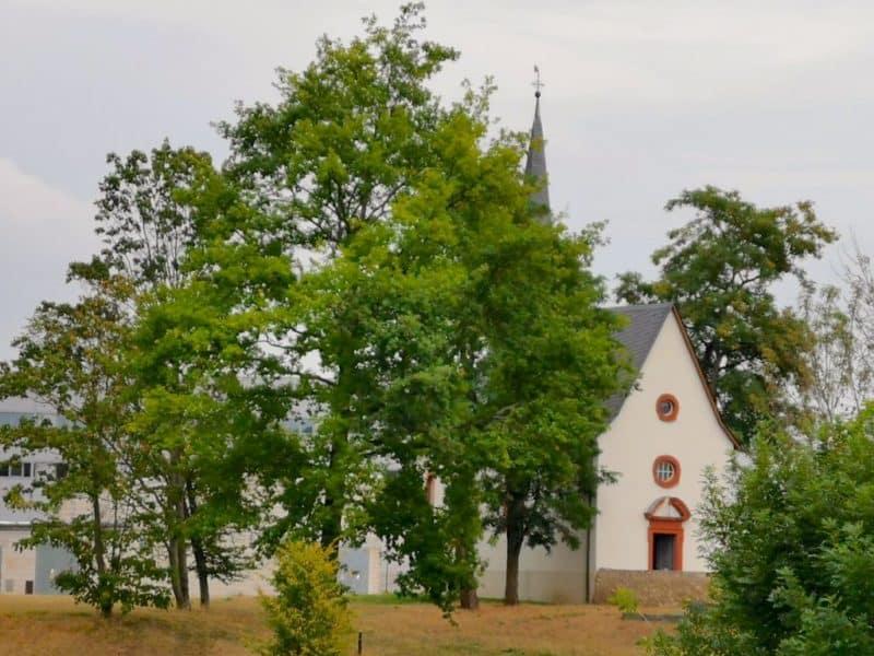 Mönchhofkapelle bei Raunheim