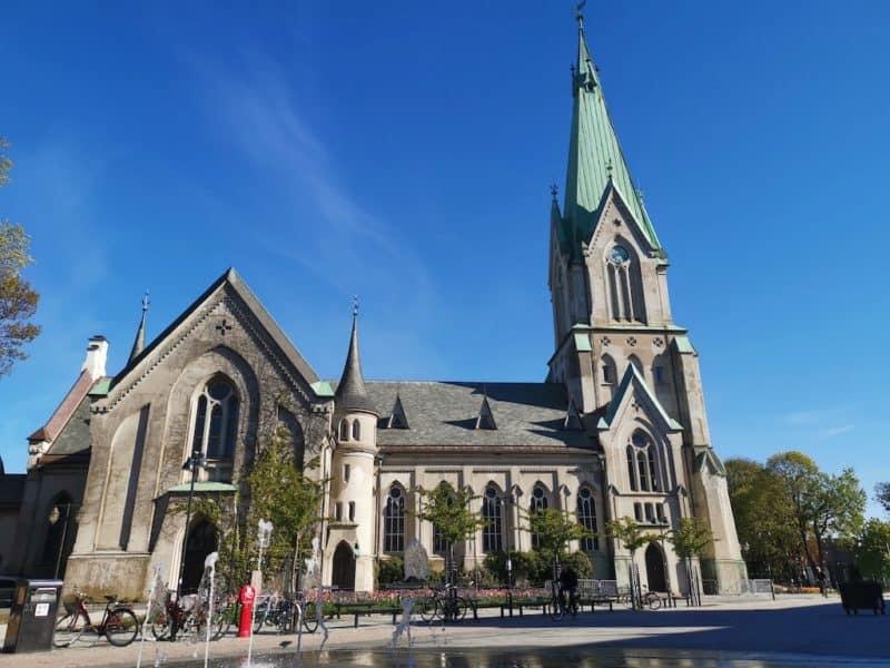 Kirche in Kristianstadt