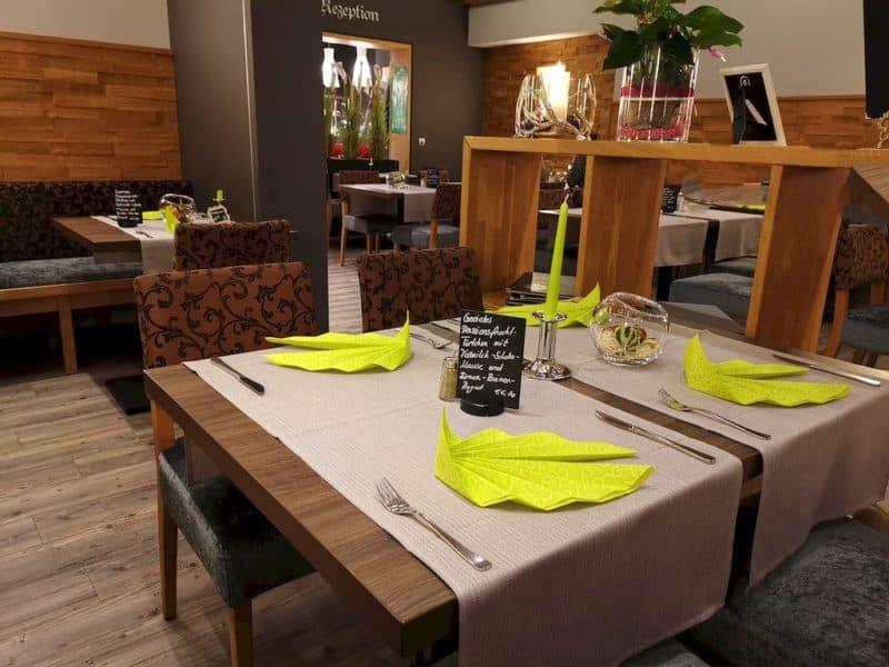 Restaurant im Hotel Sonne