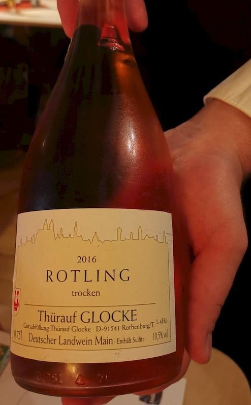 Rotling mit 168 Weinreben vom Weingut Thürauf