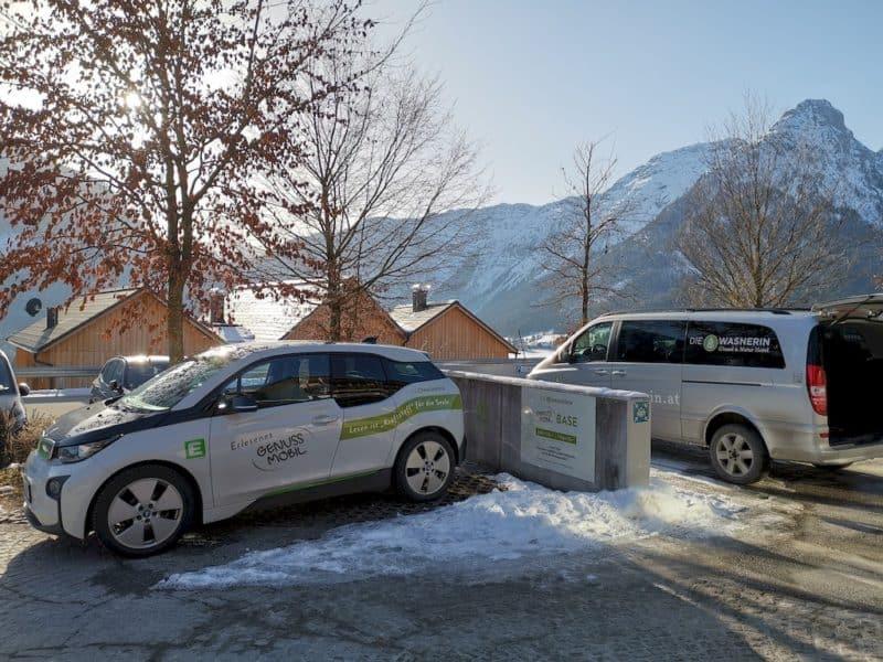 Eöektrisches Genuss Mobil zum Ausleihen