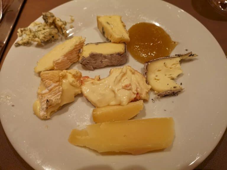 Und wieder Käse