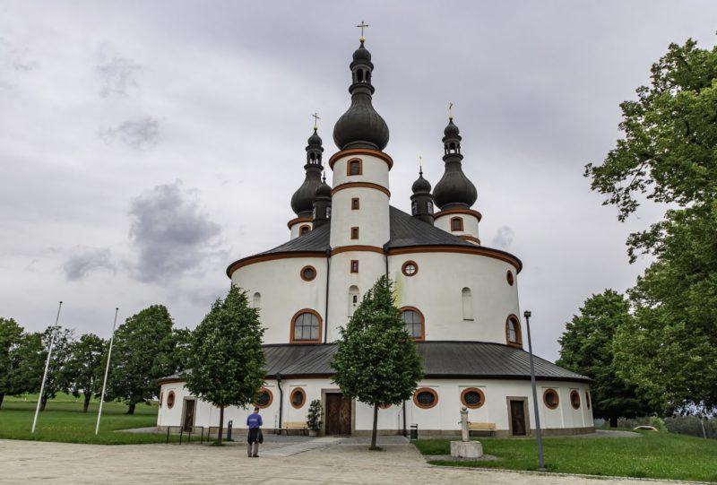 Die Dreifaltigkeitskirche Kappl Waldsassen (Foto: Alex Willig)