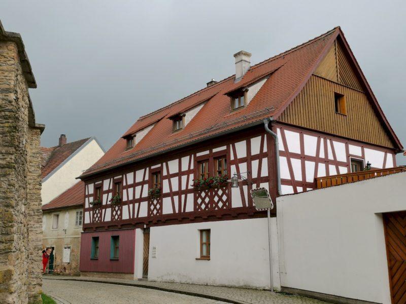 Wunderschönes Fachwerkhaus in Bad Neualbenreuth