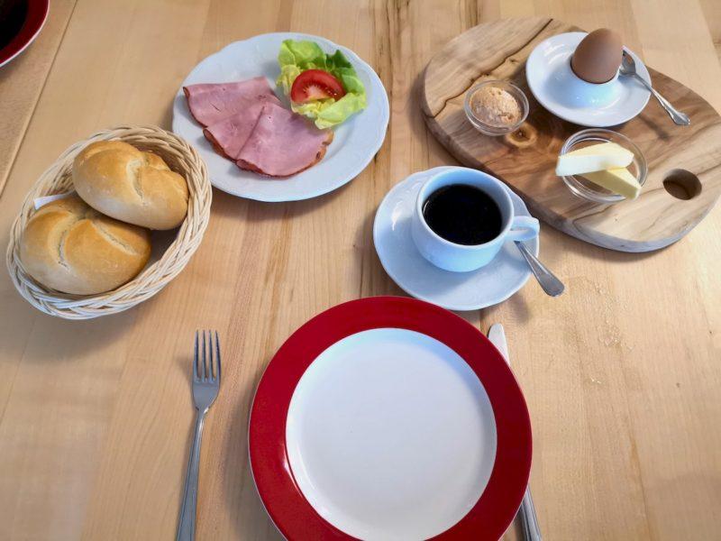Frühstück Teil 1