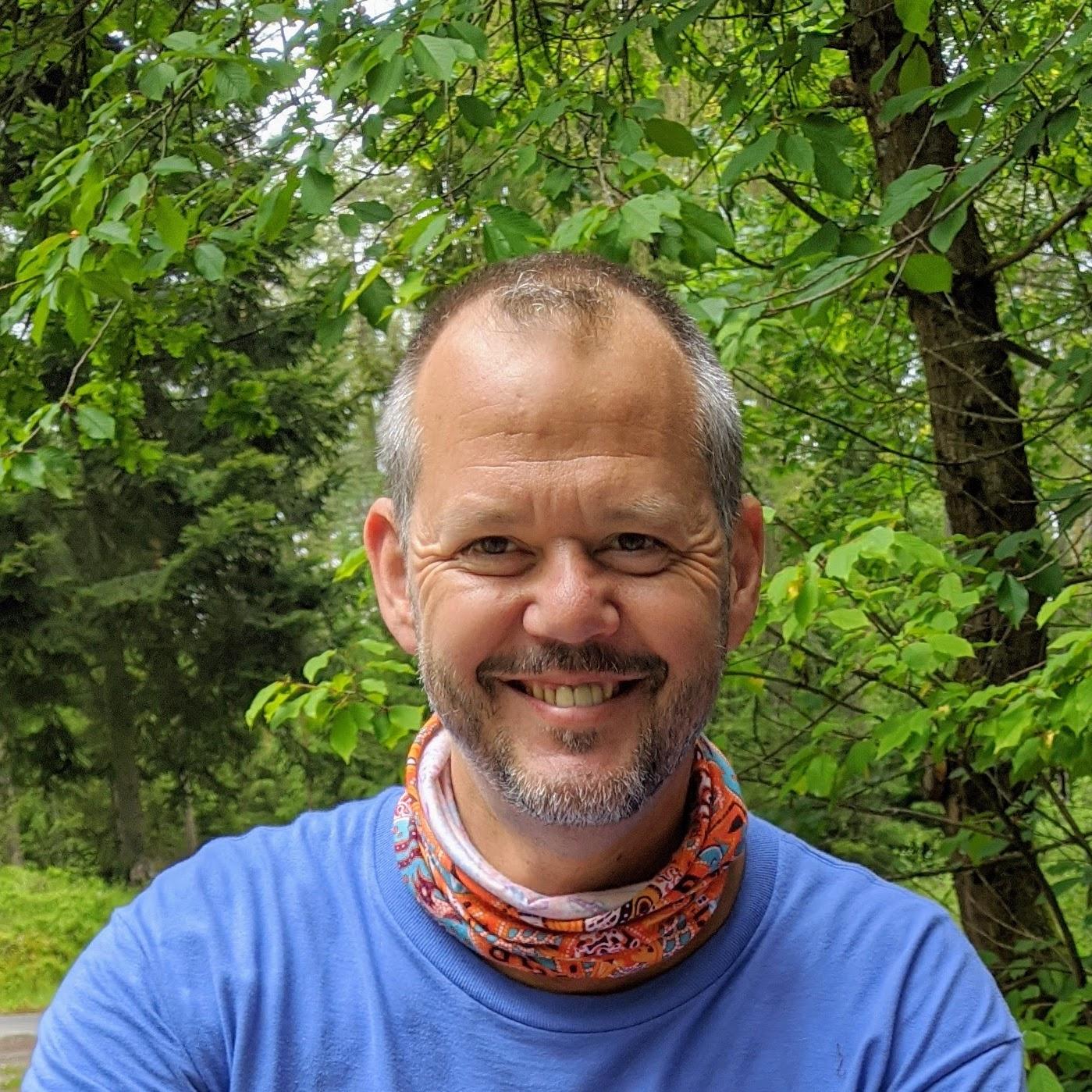 Hubert Mayer vom Travelllerlog.eu im Juni 2020