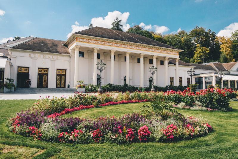 Das Kurhaus Baden-Baden (Foto: Schwarzwald Tourismus / Chris Keller)