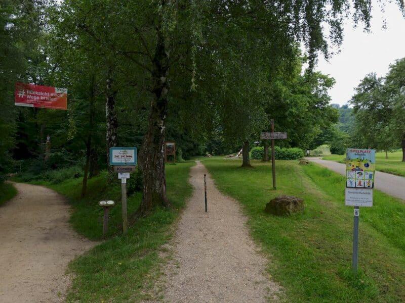 Spielplatz Badwäldle