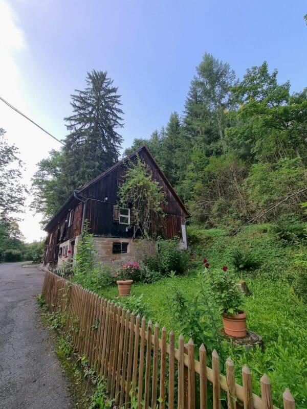 Scheune an der Nonnenmühle