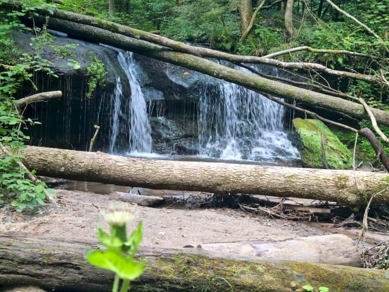 Der Strümpfelbachwasserfall